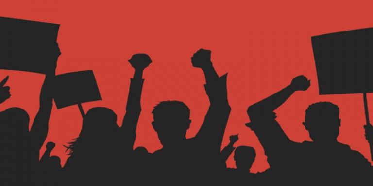 பாராளுமன்ற வளாகத்தின் அருகே இலங்கை அதிபர்கள் சங்கம் ஆர்ப்பாட்டத்தில்